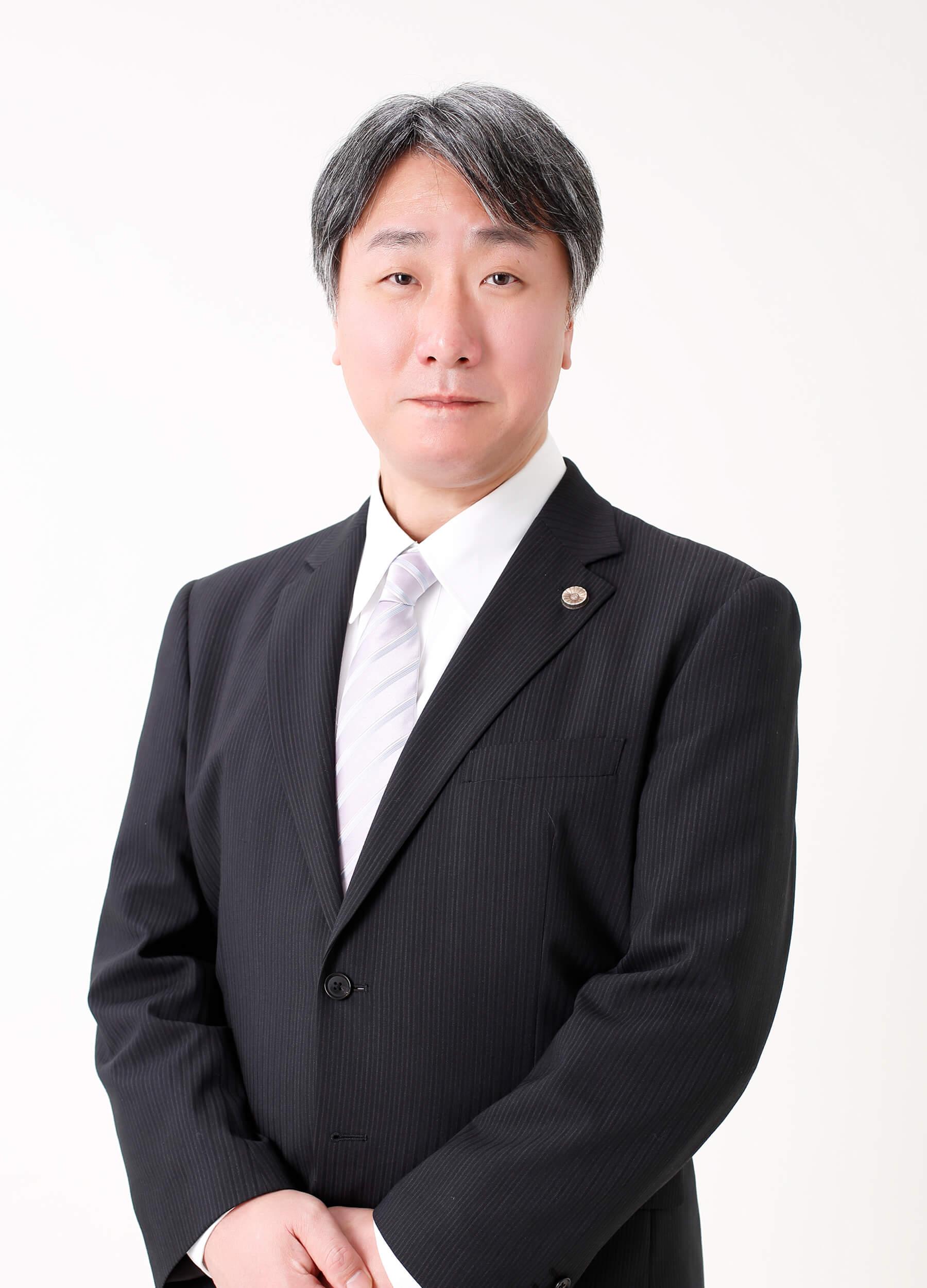 平野町綜合法律事務所 代表弁護士写真
